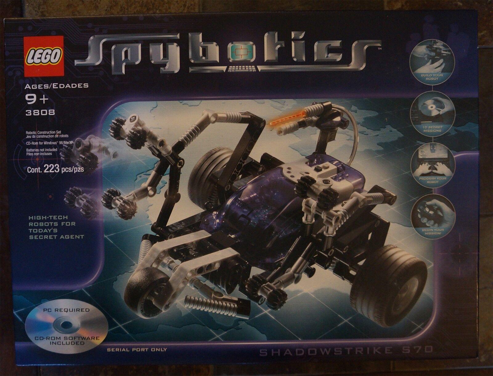 Lego Spybotics Shadowstrike S70 (3808) NEW