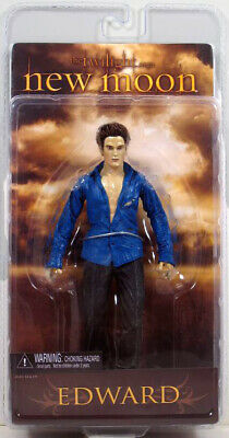 "Twilight New Moon Série 2-Edward Cullen Sparkle Figure 7/"" Vampire NECA"