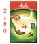 thumbnail 1 - MELITTA COFFEE FILTER Papers ORIGINAL Size 1x4 (2 Packs x 80 Filters) 160 pcs