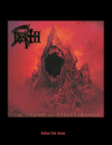 DEATH THE SOUND OF PERSEVERANCE GUITAR TAB E-BOOK