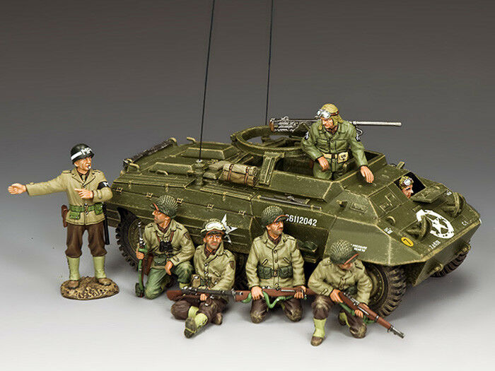 SGS-DD004 Forward Reconnaissance by King & Country