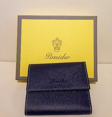 Lovely Pineider Wallet Fashion Men's Accessories Pineider Credit Card Holder Man/woman Meticulous Dyeing Processes Clothing, Shoes & Accessories