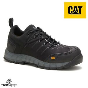 Caterpillar CAT Byway S1P SRC Black