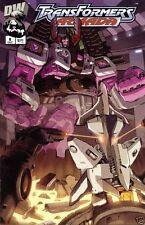 Transformers: Armada #6 (NM)`02 Furman/ Lee