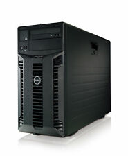 Dell PowerEdge T410 2X HEX Core X5650 2.66Ghz 64GB DDR3 RAM 2 X146GB HDD  DVD/RW
