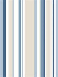 sy33963 bleu p le bleu fonc cr me rayures papier peint vinyle galerie ebay. Black Bedroom Furniture Sets. Home Design Ideas