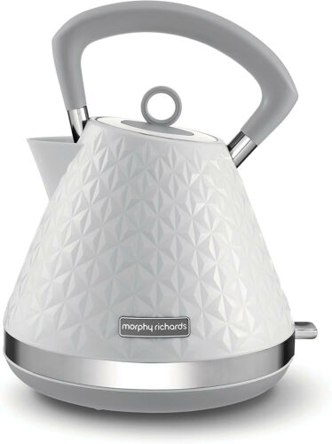 Cordless Electric Kettle Vector Pyramid 1.5L Fast Boil w/ Limescale Filter 6 Cup