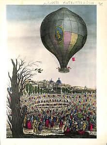 montgolfiere 1950