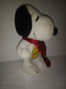 SNOOPY-2009-Dan-Dee-Celebrate-PEANUTS-60-Yrs-8-034-Plush-Stuffed-Animal-1980-039-s-NWT