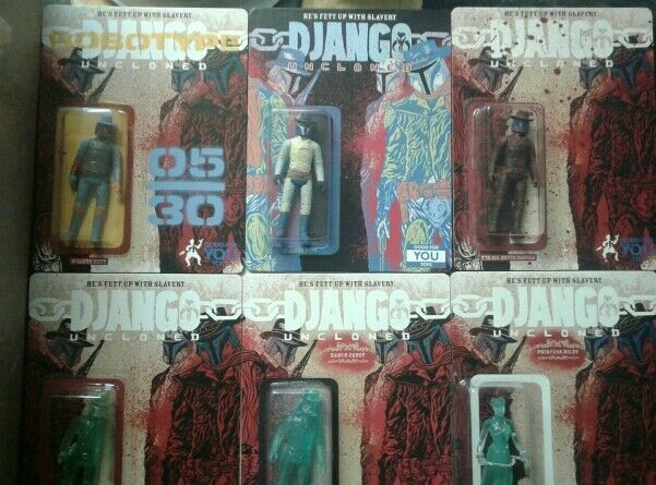 Star Wars Django uncloned Bobba Jango Dark Princess bon pour vous TOYS NEW YORK COMIC détenu DKE