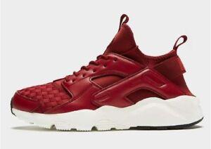 69104cfd3310 Latest Nike Air Huarache Run Ultra SE -Men s Trainer (UK 6 - 12)-Red ...