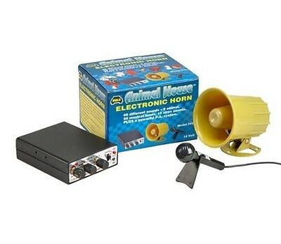 ICE CREAM ICECREAM TRUCK MUSIC BOX SOUND PLAYER PA 12 WOLO ANIMAL HOUSE