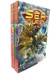 Sea-Quest-Collection-Adam-Blade-4-Books-Set-Series-7-Pack-Inc-Veloth-Mirroc