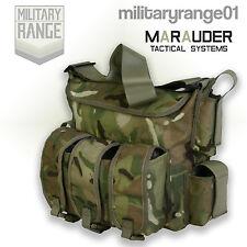 Marauder Military Assault Bag - Grab Bag - British Army MTP Multicam - UK Made