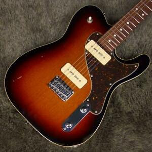 Moon Reggae Master Rm-Dxii 3Tsr Cr '2010 Guitar From Japan *Nys843
