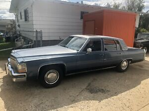 1980 Cadillac Dville