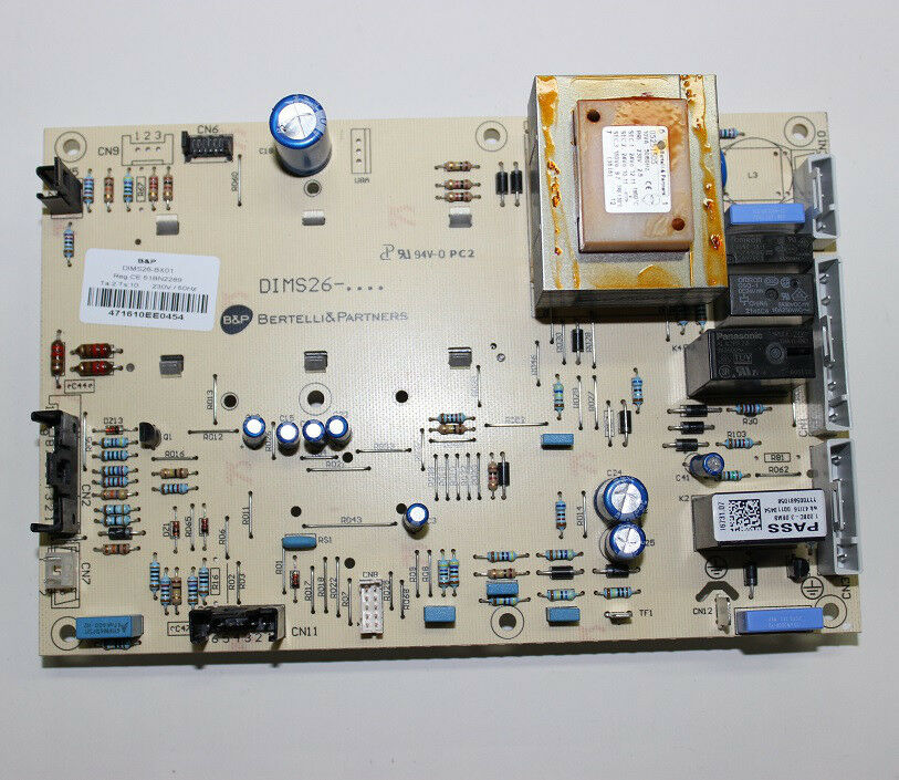 BAXI Ocean Board Bertelli 70205.3 avec écran 005683130 chaudière ECO 3 chaudière