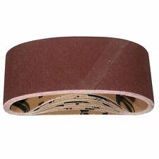 Delta 6x89 inch 120 Grit Aluminum Oxide Sander Sanding Belt Sandpaper Abrasive