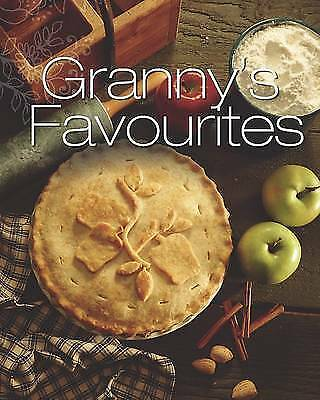 """""""AS NEW"""" Perfect Padded Cookbooks: Granny's Favourites - Love Food, Love Food, B"""