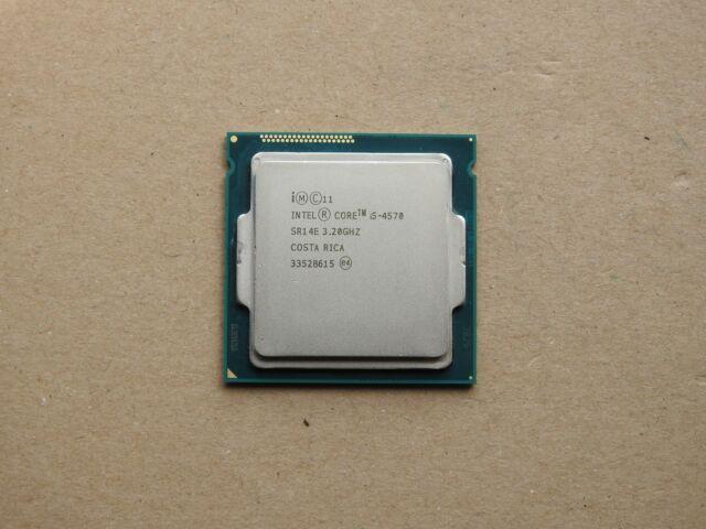Intel Core i5-4570  - 3,2 GHz Quad-Core ( LGA 1150 ) Prozessor