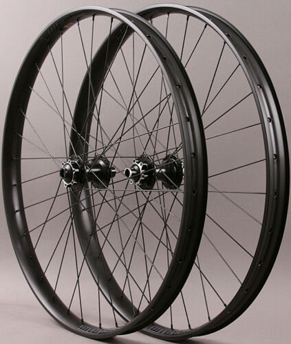 WTB Scraper i40 Rims 27.5 650b Mountain Bike MTB Wheelset 6B  32h Tubeless Boost