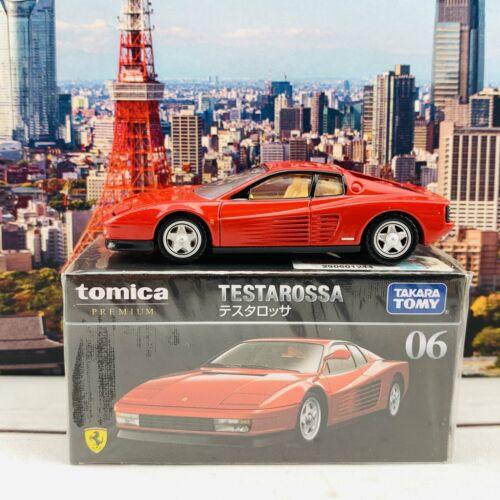 Details about  /TOMICA PREMIUM 06 TESTAROSSA