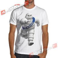 Michelin Man Rally Racing F1 Wrc T-shirt Truck Formula 1 Off Road