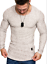 Men-039-s-Casual-New-Long-Sleeve-Shirt-Round-Neck-Basic-Tee-Autumn-Winter-Slim-Top thumbnail 12