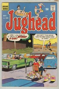 Jughead-185-October-1970-VG-Drive-in-cover