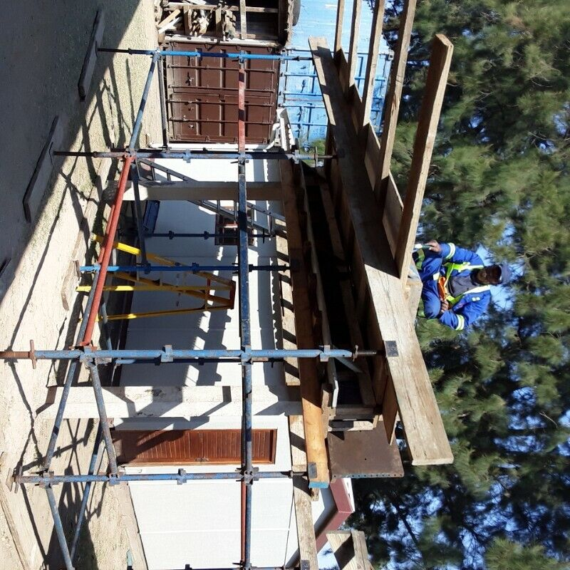 Scaffold Erector and Inspector Course