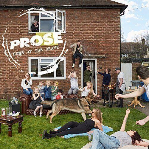 PROSE Home Of The Brave 2016 15-track CD album NEW/SEALED