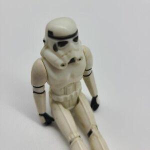 Kenner Star Wars Imperial Stormtrooper Action Figure White Vintage 1977 3.75in.