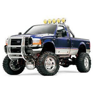 Tamiya-1-10-Ford-F-350-High-Lift-EP-4x4-RC-Car-Off-Road-Truck-58372