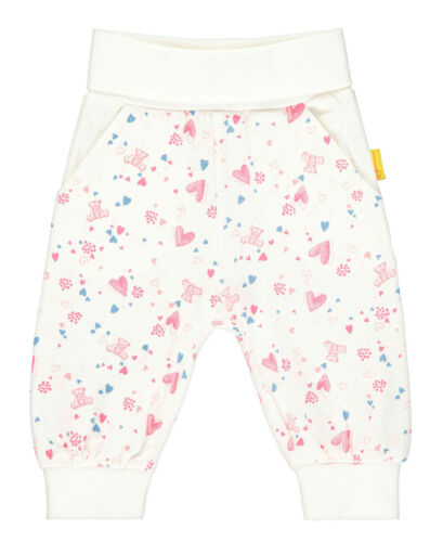 STEIFF® Baby Mädchen Jogginghose Hose Herzen 62-86 F//S 2020 NEU!