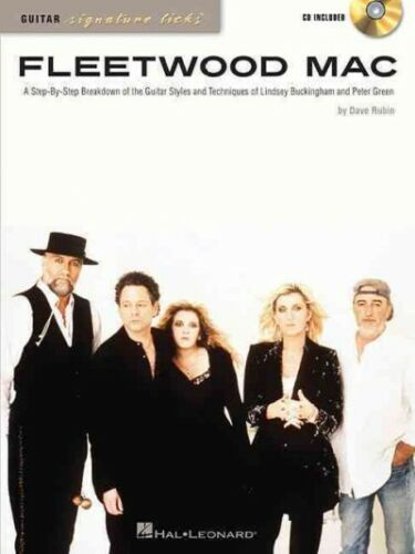 Brand New Fleetwood Mac Dave Free shipping in the US Paperback by Rubin
