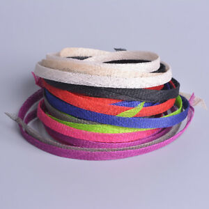 1cm-Handmade-Sinamay-Bias-Binding-Tape-Trim-Ribbon-Millinery-Hat-Fascinator-B082