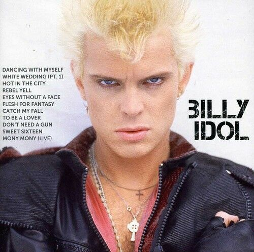 1 of 1 - Billy Idol - Icon [New CD]