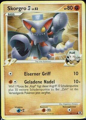 Pokemon XY llamas mar 31//106 arktilas alemán