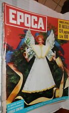 EPOCA 20 Dicembre 1953 Molotov Gino Cervi Bifulco Churchill Bentografo Lamarr di