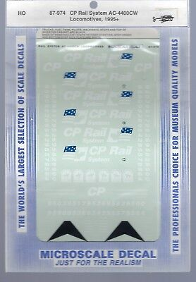 Micro Scale Saturn Special Run Decals HO Scale