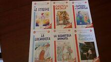 stock 6 libri serie giovani lettori copioni teatrali - nuovi 9 12 anni-14 euro -