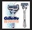 Gillette-Razor-Blades-Fusion-ProGlide-ProShield-Mach3-SkinGuard-All-100-Genuine miniatura 23