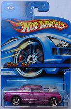 2005 Hot Wheels Shoe Box Col. #172 (Pink Version)