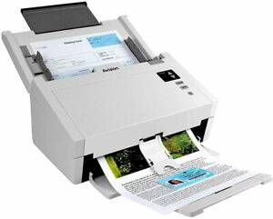 Avision AD240+ Dokumentenscanner DIN A4 Einzugscanner Einzelblattscanner Neu