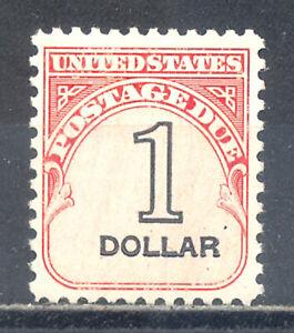 US-Stamp-L265-Scott-J100-Mint-NH-OG-Nice-Postage-Due