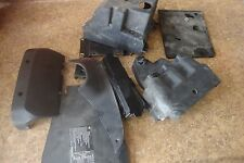 1988 BMW K75S K 75 S K75 Plastic Pieces Compartment Cover Left Right Lid Lot N2