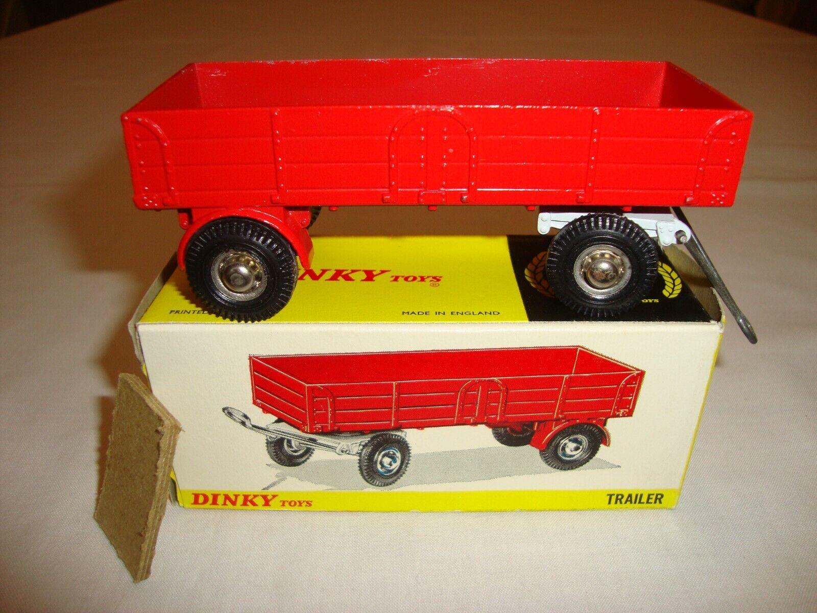Dinky 428 remolque grande-muy Buenas En Caja Original