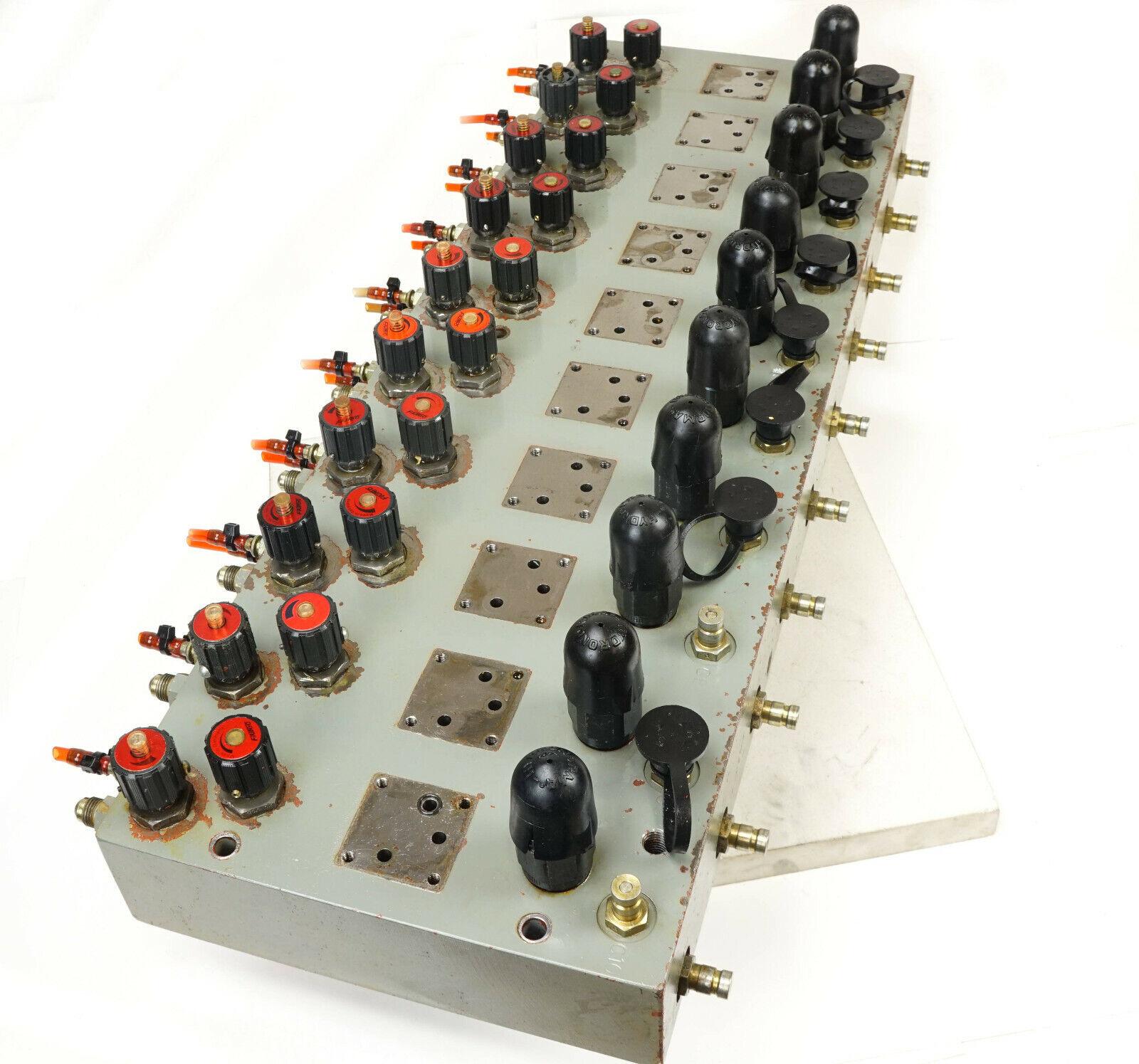 Bosch Rexroth Hydraulic Manifold AGA-2347-0-D