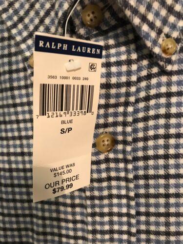 Kariert F Blau Lauren S Herren Fit Baumwolle Ralph 100 Hemd Shirt Gr Classic 1R0xv4wq