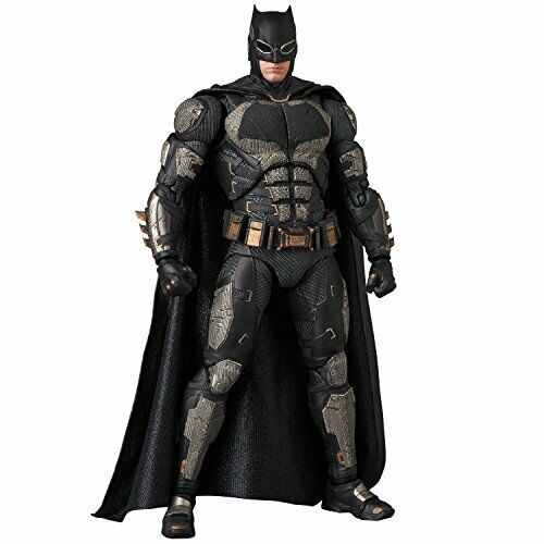 MEDICOM MAFEX 064 BATMAN TACTICAL SUIT VER. FIGURE (JUSTICE LEAGUE)
